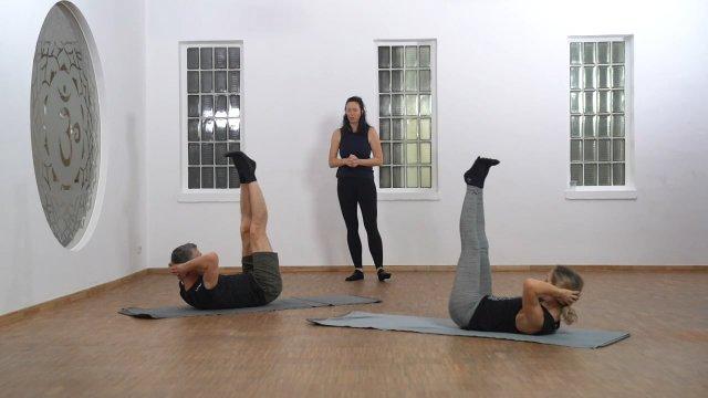 """Pilates Mat Work """"Core - Ring of Fire"""""""
