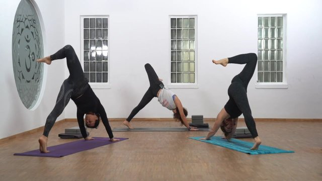 "Vinyasa Yoga ""Wirbelsäule"""