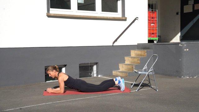 Fünf Minuten Challenge – Shoulder Work