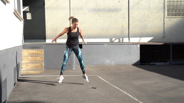 Fünf Minuten Challenge – Leg Warmers