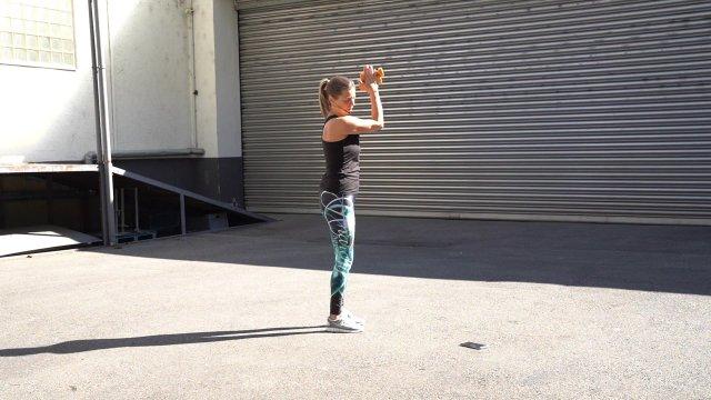 Fünf Minuten Challenge – Arm-Ageddon