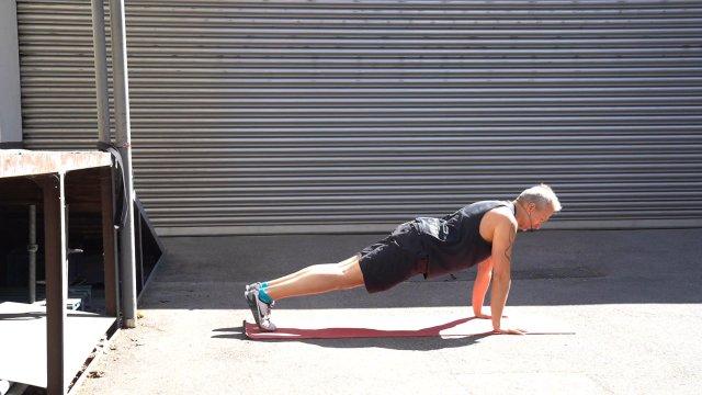 Fünf Minuten Challenge – Push Ups