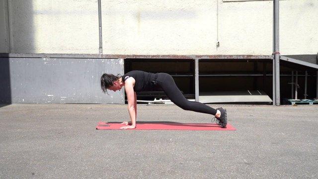 Fünf Minuten Challenge – Core
