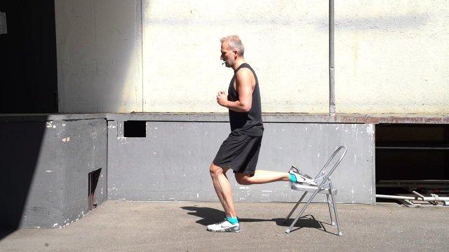 Fünf Minuten Challenge – Lower Body