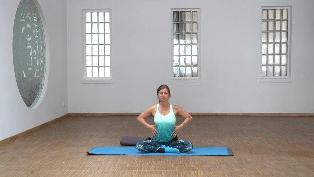 Pilates Basic - Pilateshaltung
