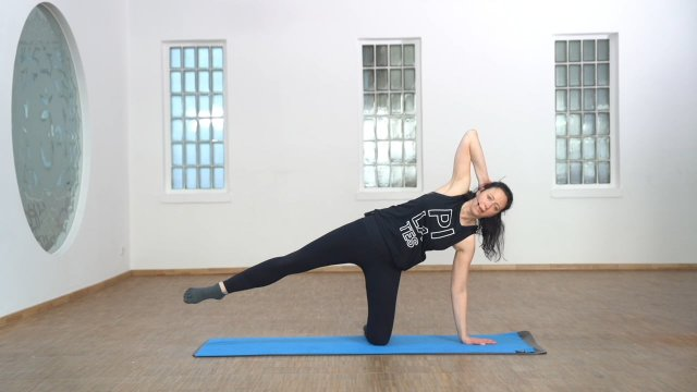 Tag 2 | Pilates Work your Base