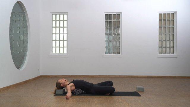 Tag 6 | Restorative Yoga