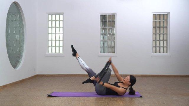 Tag 23 | Pilates Flow mit Gurt