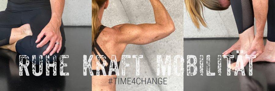#time4change Challenge
