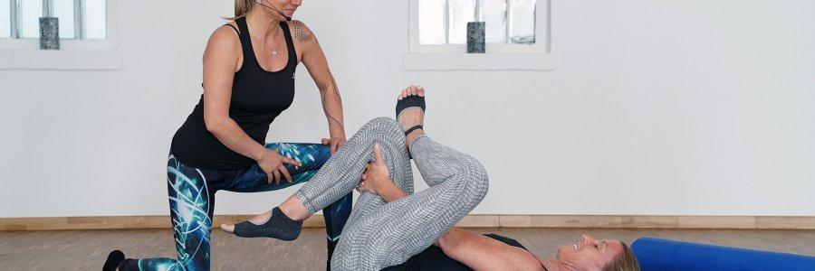 Fortbildung Faszien Pilates
