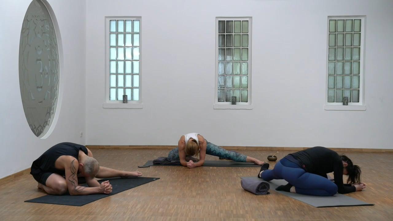 Yin Yoga für innere Ruhe