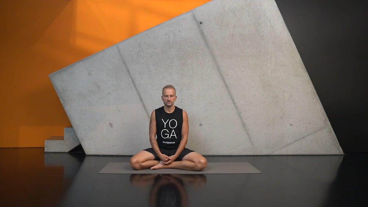 Innere Harmonie durch Atmung und Meditation