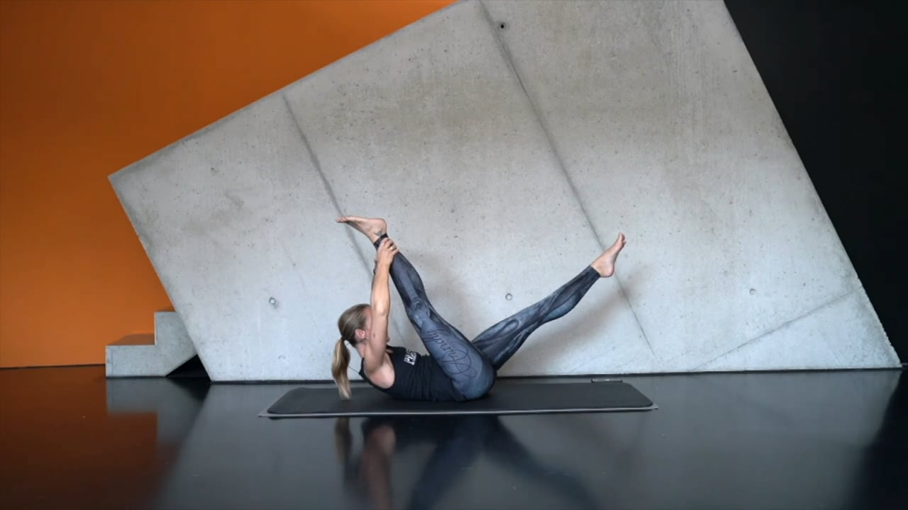 Pilates Wake up Flow