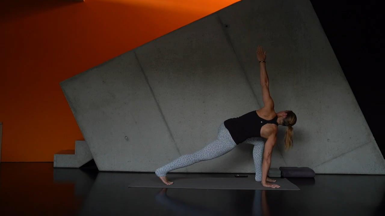 Move + Meditate