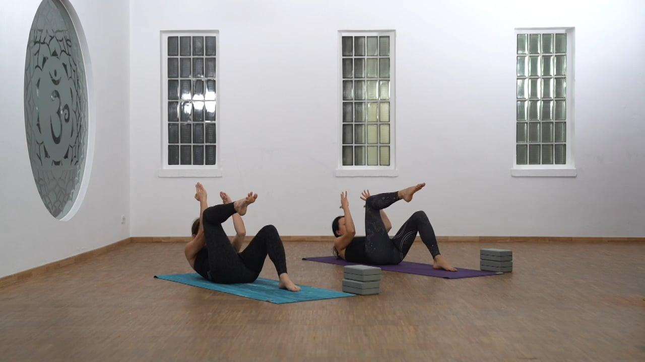 Core Yoga - Stabile Mitte