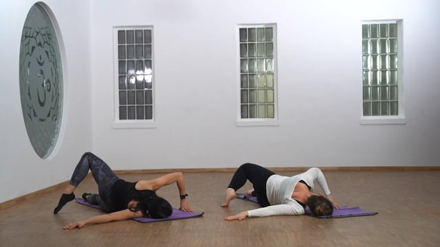 Faszien Pilates - feel elastic