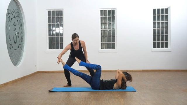 Pilates Fundamentals - Von den Füßen bis zum Nabel