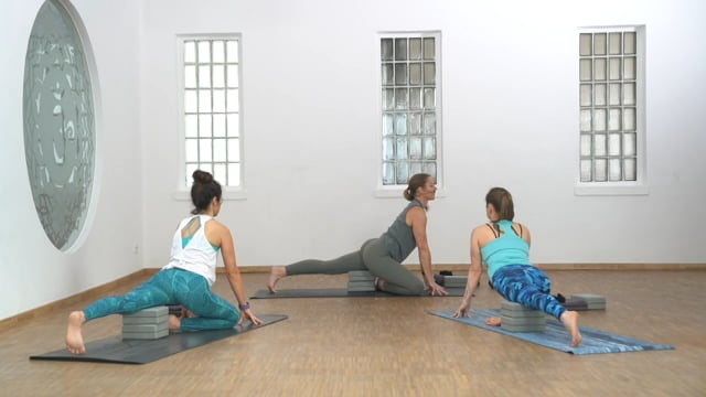Yoga für Athleten - Leg Day