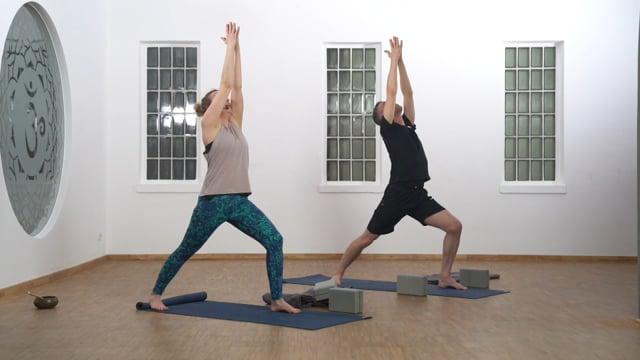 Yoga Absolute Basic - Aktivierung und Ausrichtung